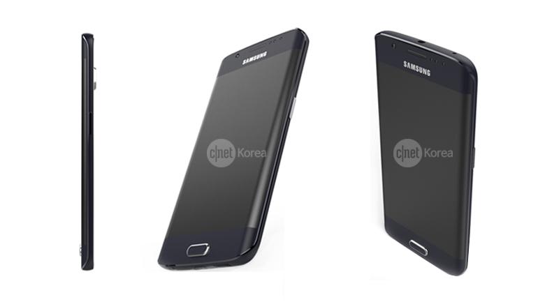 Galaxy S6 Edge 3D