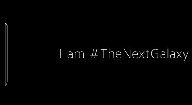 Galaxy S6 teaser design