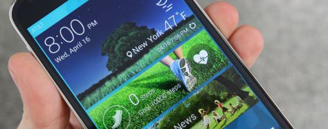 applications préinstallées Galaxy S6