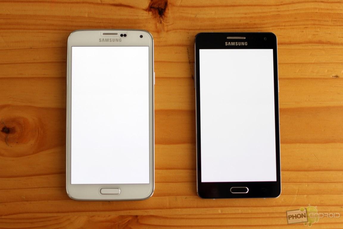 Test du Samsung Galaxy A5