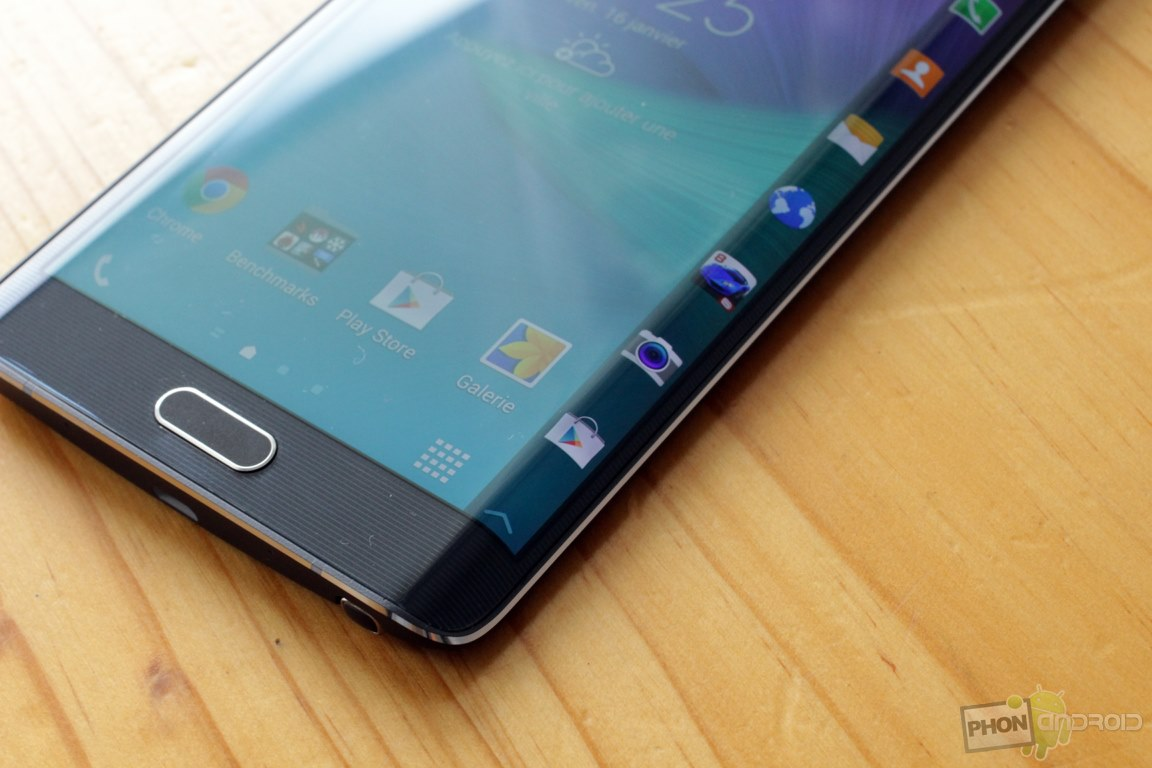 Galaxy Note Edge ventes