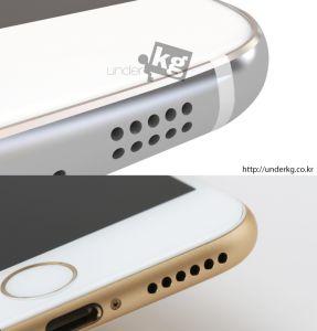 le Galaxy S6 ressemble beaucoup à l'iPhone 6