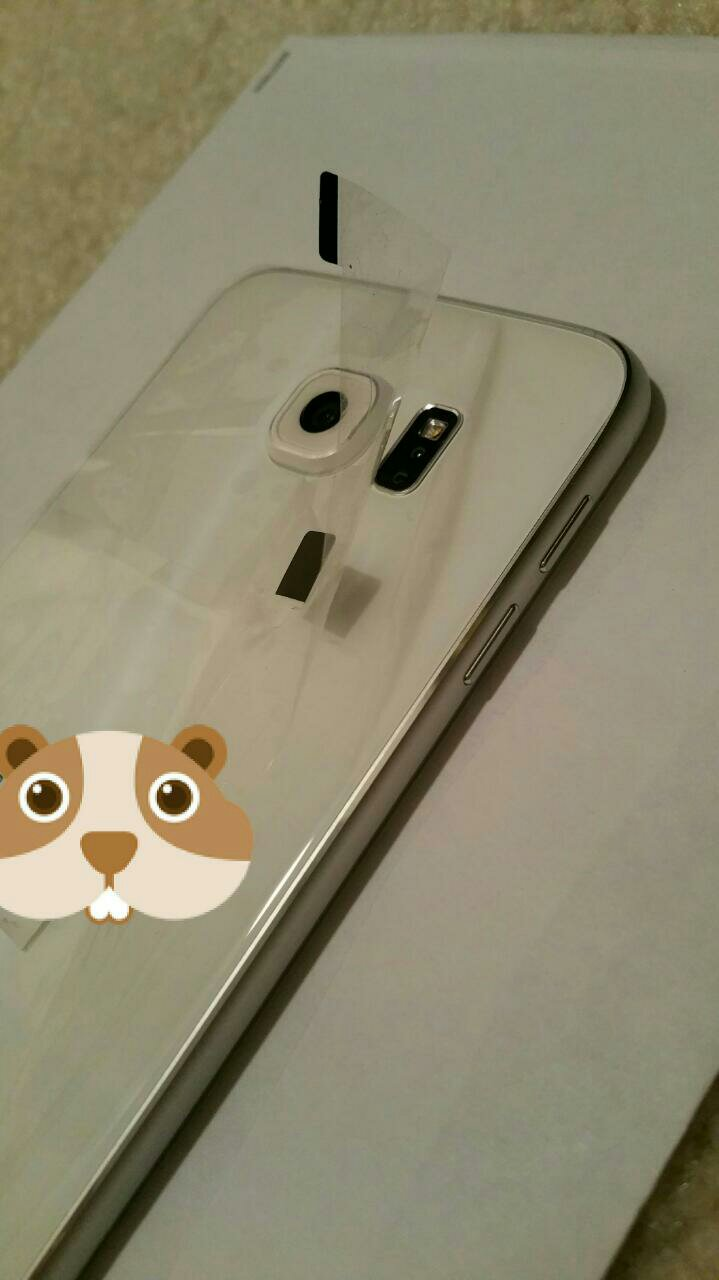 galaxy s6 leak appareil photo