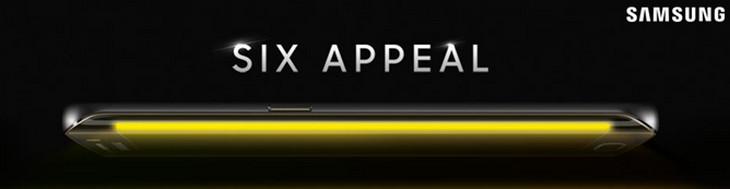 profil du Galaxy S6
