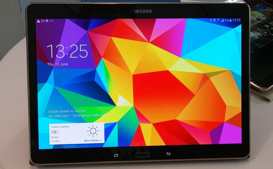 Galaxy Tab S2 benchmark