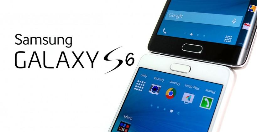 des détails exclusifs sur les Galaxy S6