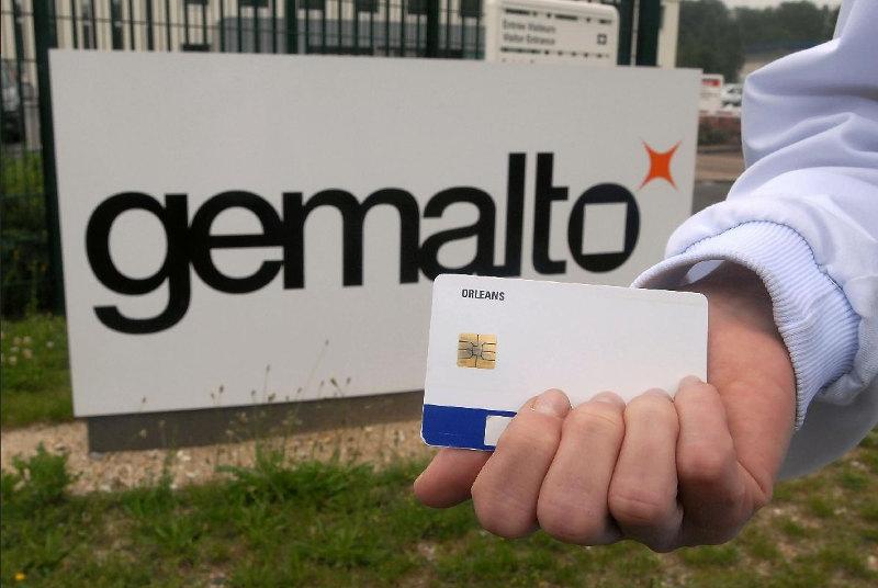 Gemalto, les cartes SIM sont sécurisées