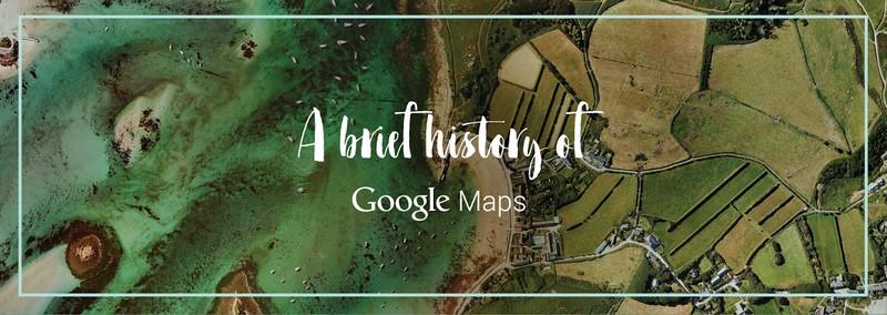 Google Maps fête ses 10 ans