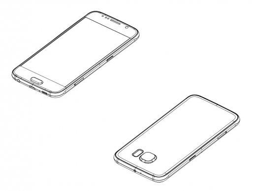 Galaxy S6 schéma