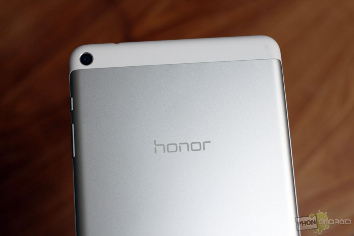 honor t1 appareil photo