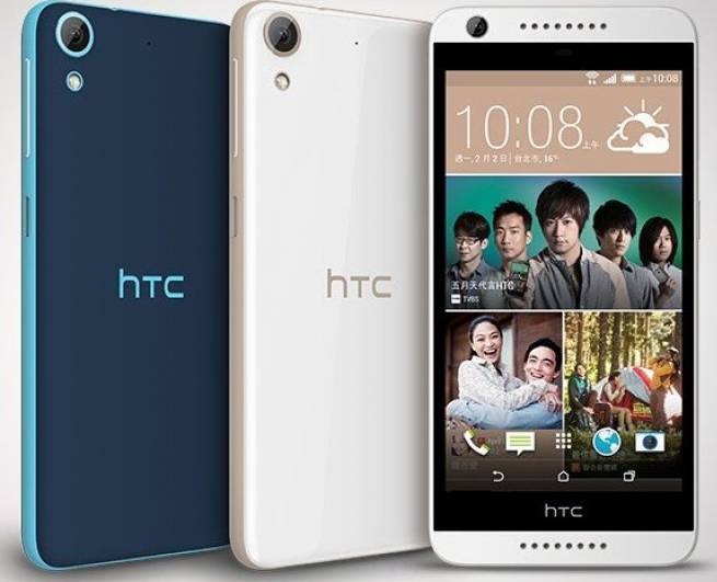 HTC Desire 626 officiel