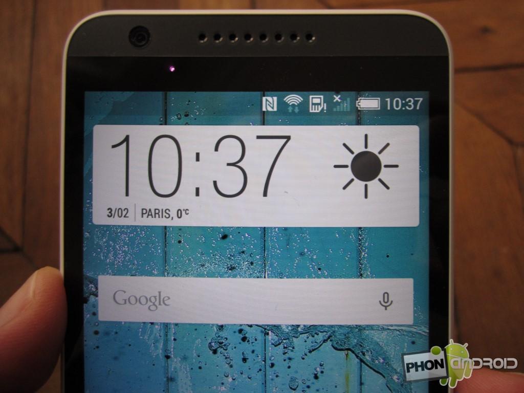HTC Desire 820, bonne fiche technique