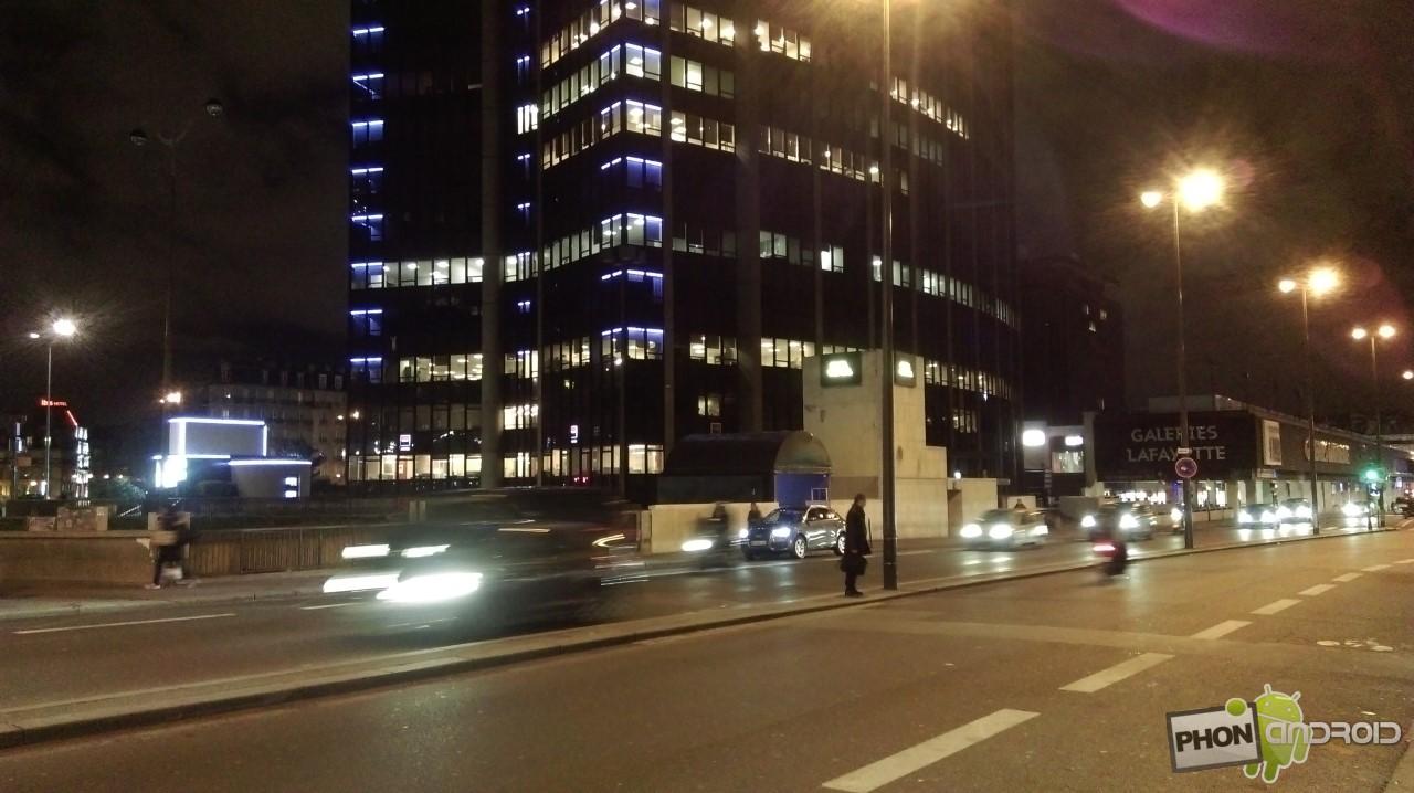 HTC Desire 820, cliché du soir