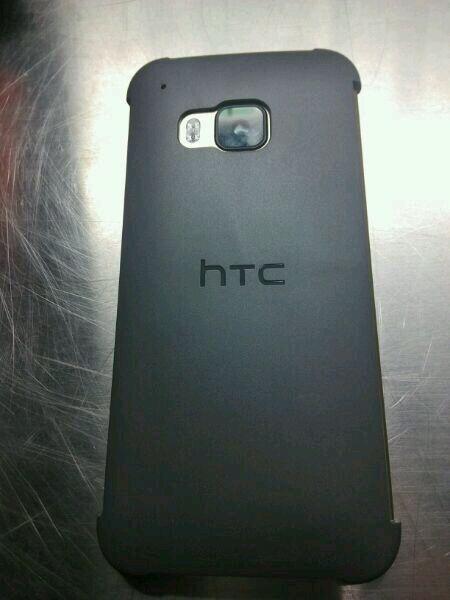 HTC One M9 Dotview