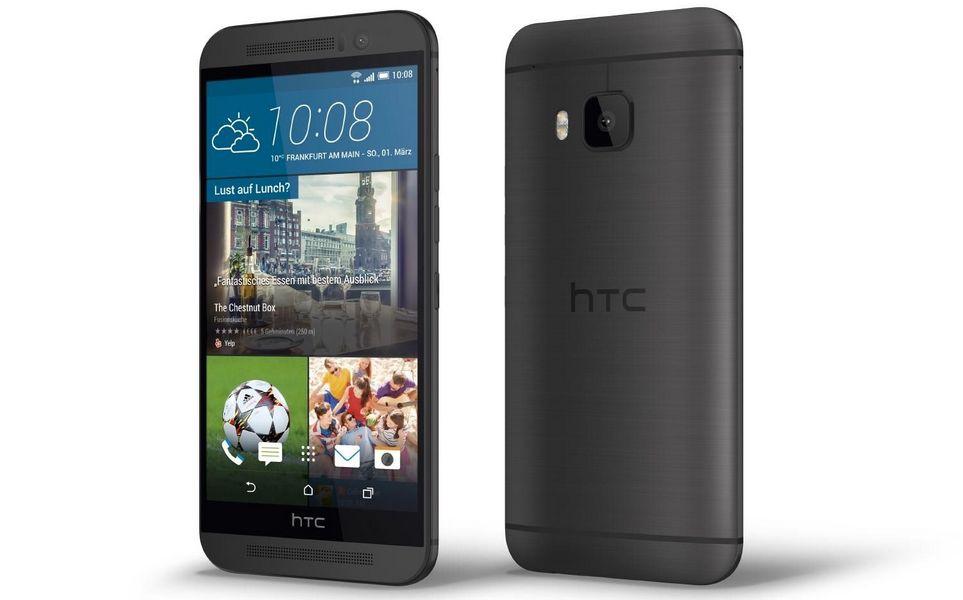 HTC One M9 rendu