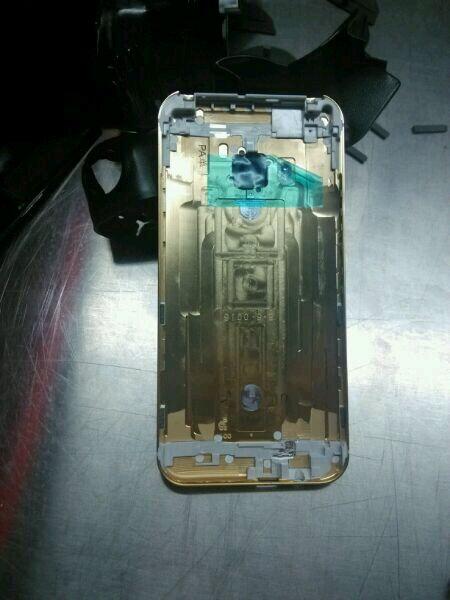 HTC One M9 intérieur coque