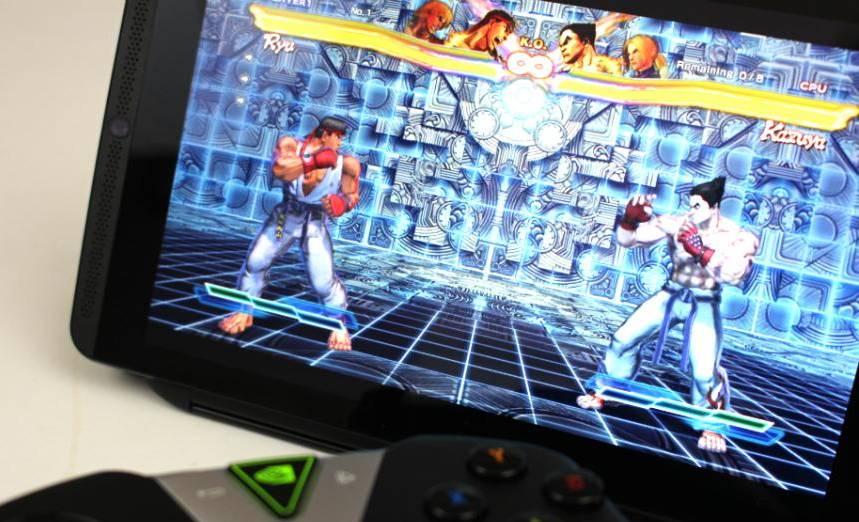 tablettes consoles de jeux