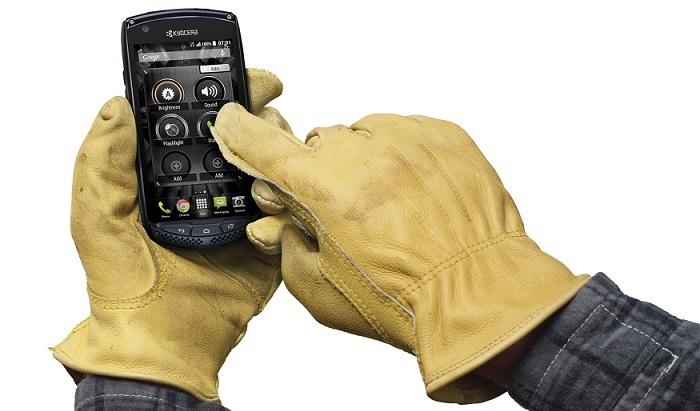 Fonctionne même avec des gants