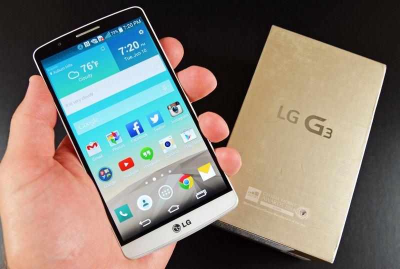 LG G3 Full HD