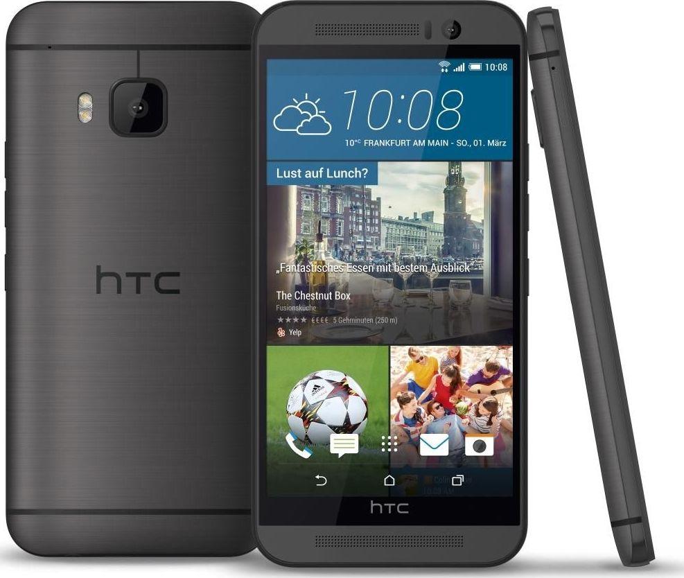 HTC One M9 gris