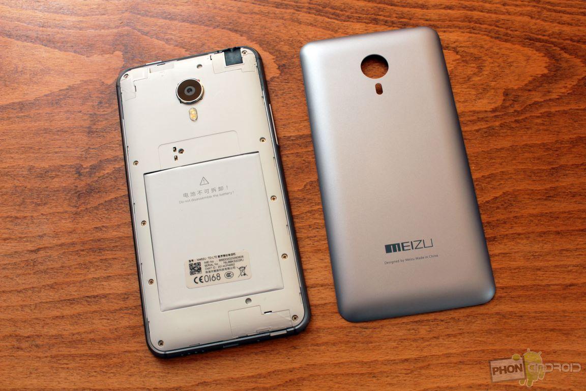meizu mx4 pro batterie