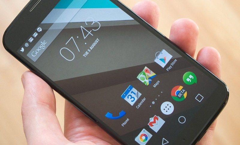 Moto G 2013 Android Lollipop