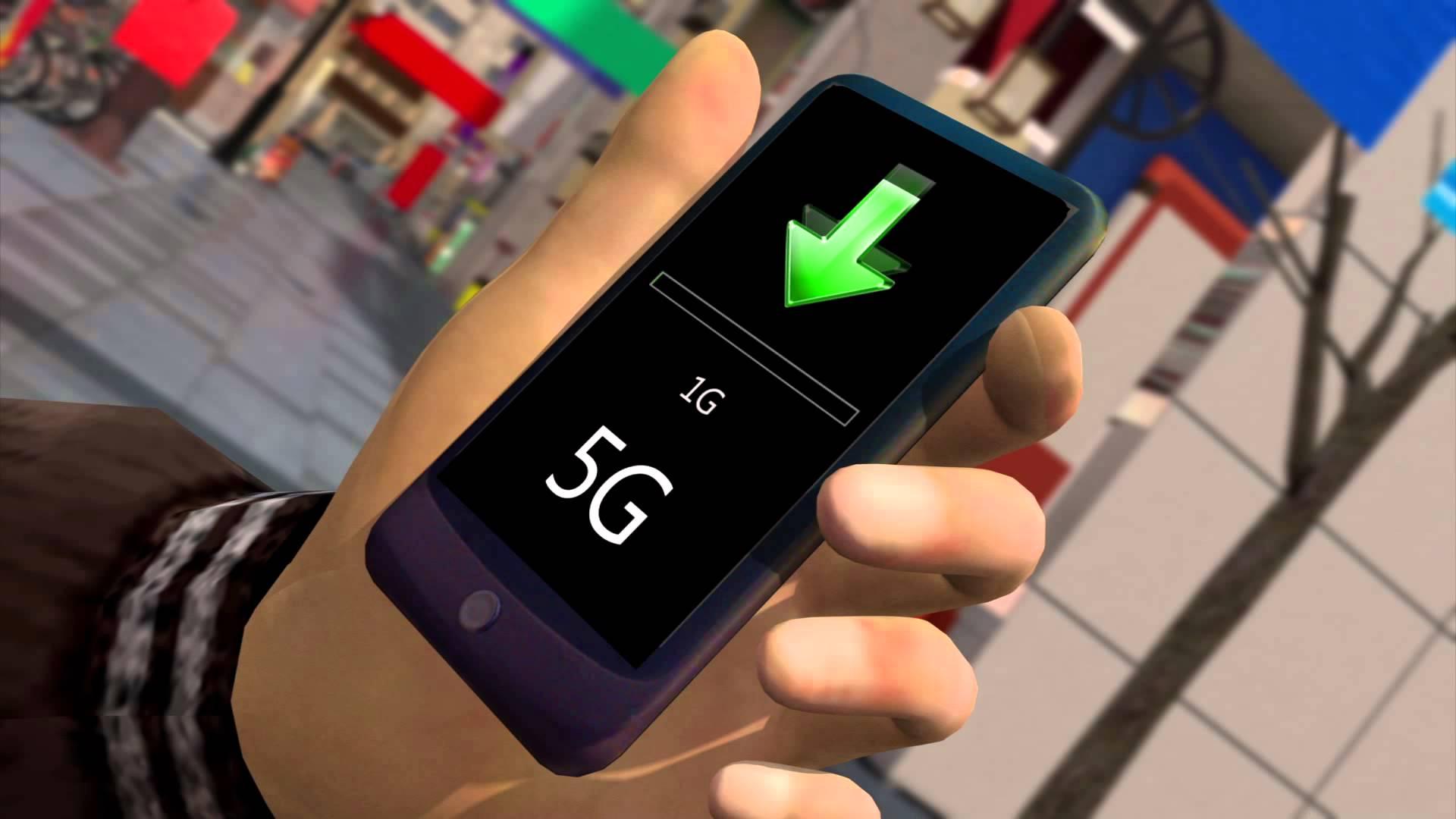Samsung, la 5G en test au MWC de 2015