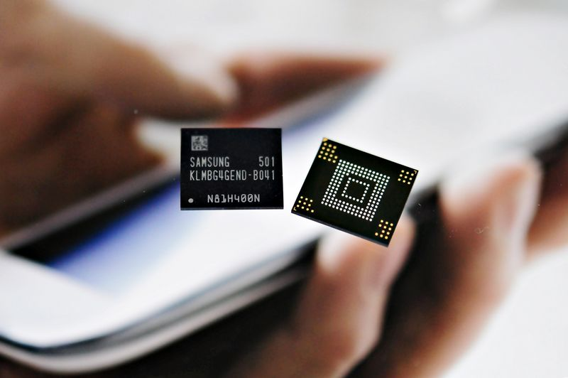 Samsung eMMC 5.1