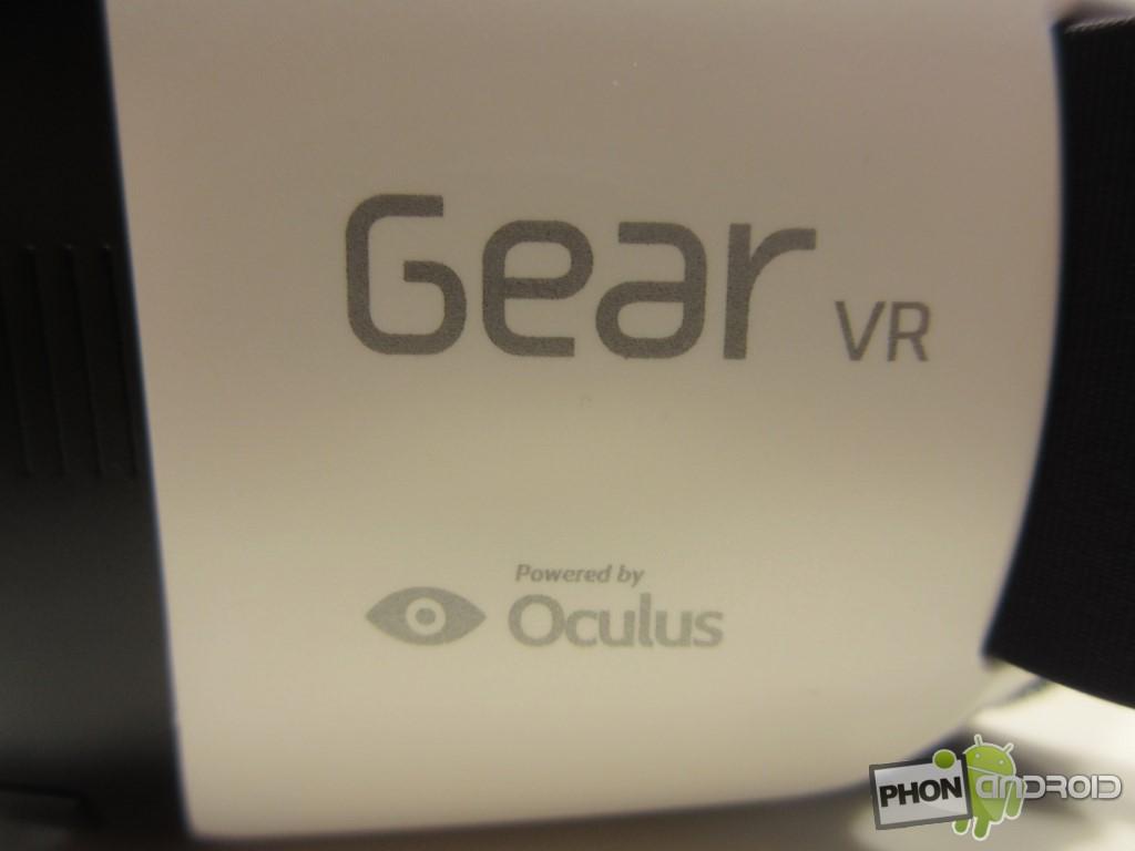 Samsung Gear VR, un partenariat avec Oculus