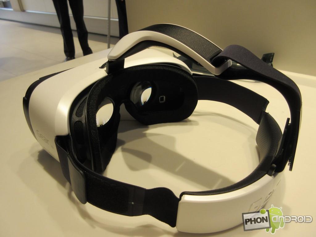 Samsung Gear VR, la réalité virtuelle