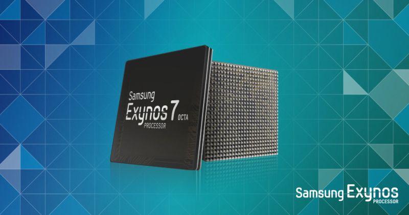 processeur Samsung