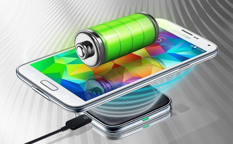 Samsung, recharge sans-fil
