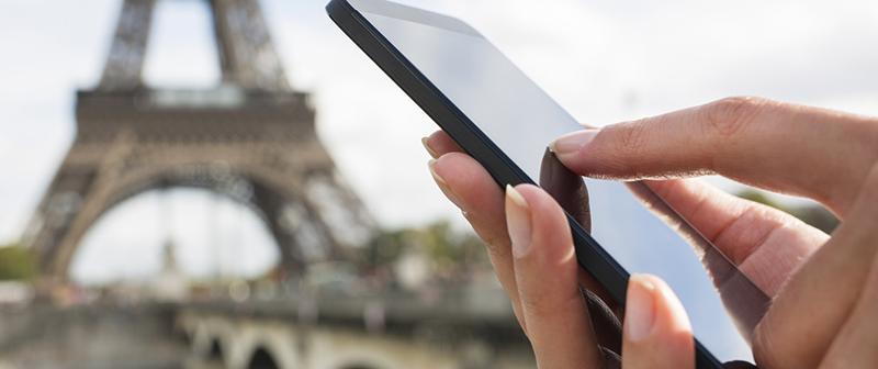 smartphone donnees personnelles entreprises pubs mine or