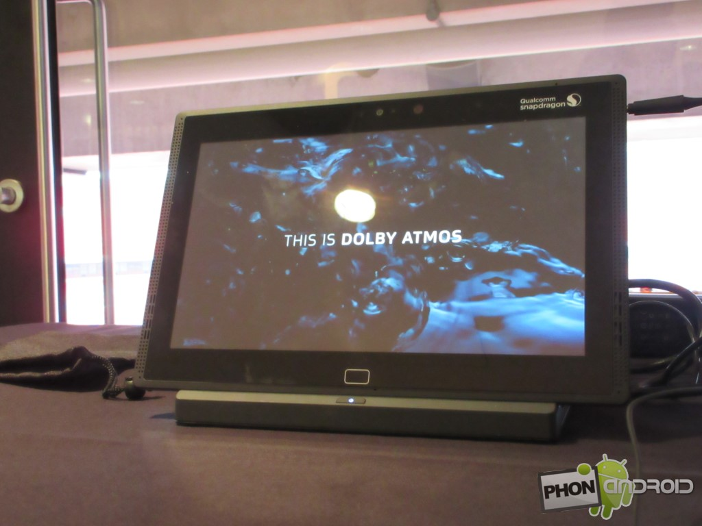 Snapdragon 810 et le Dolby Atmos