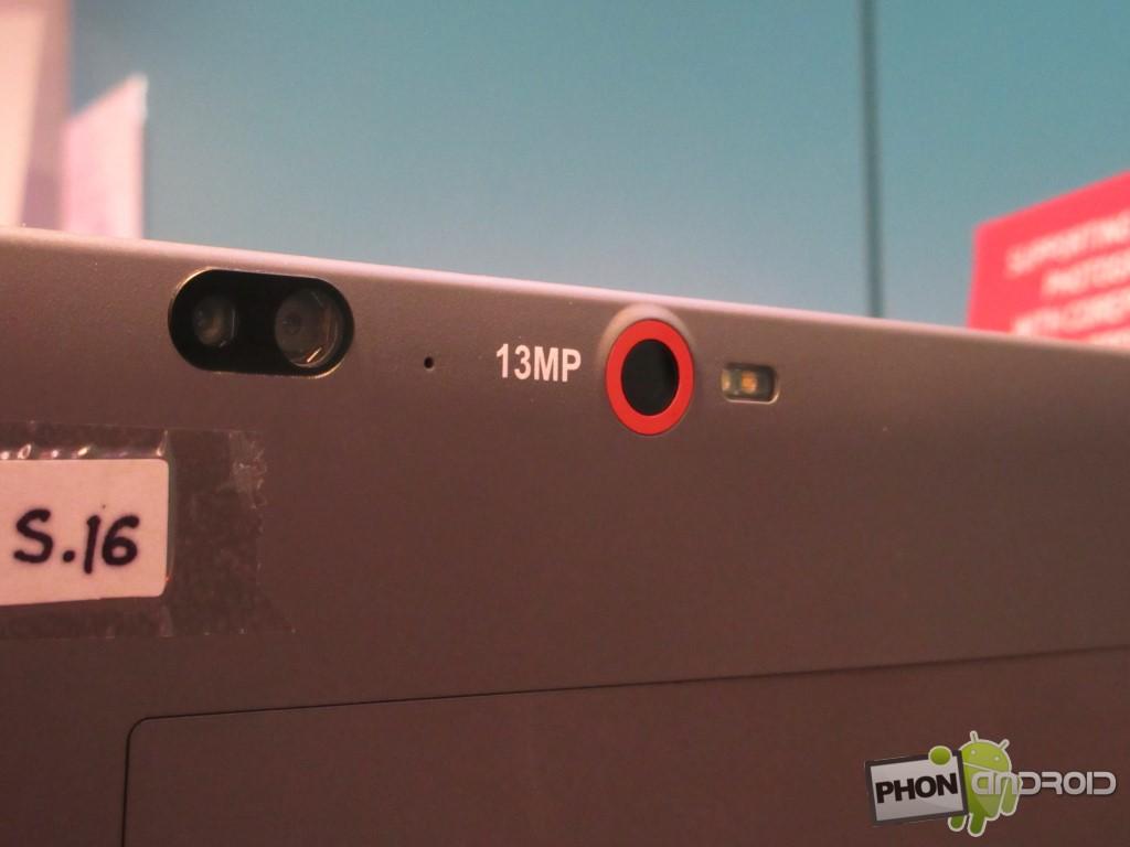 Snapdragon 810 et la double lentille