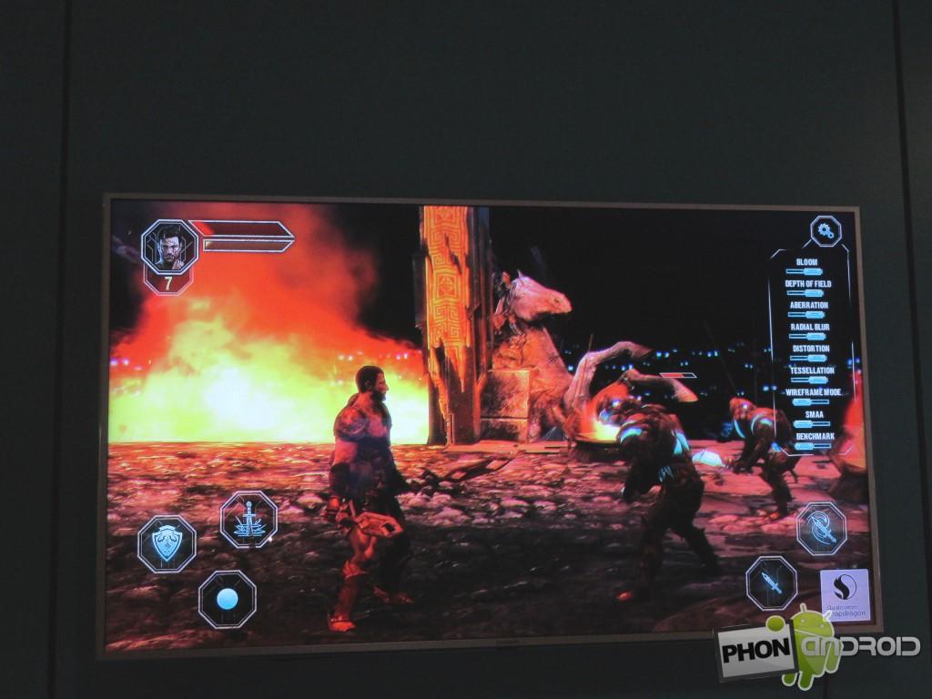 Snapdragon 810 et Godfire