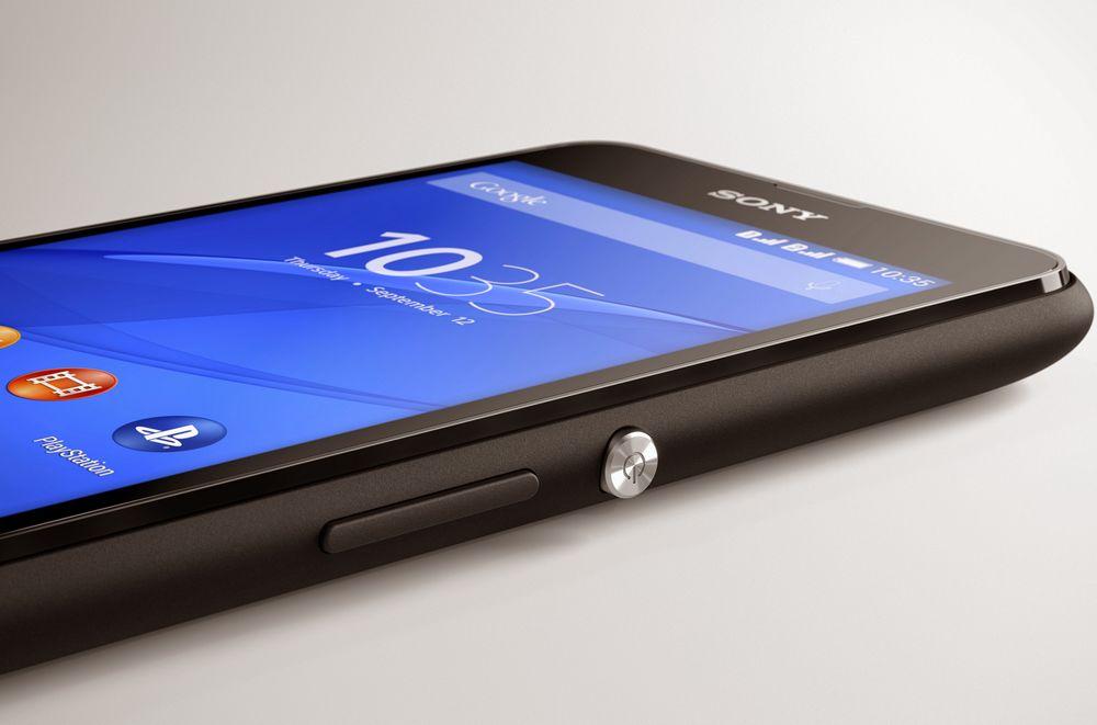 Sony Xperia E4G officiel