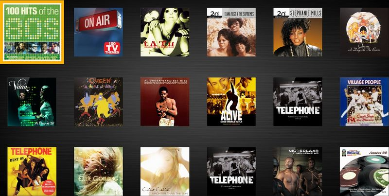 taguer musique Android