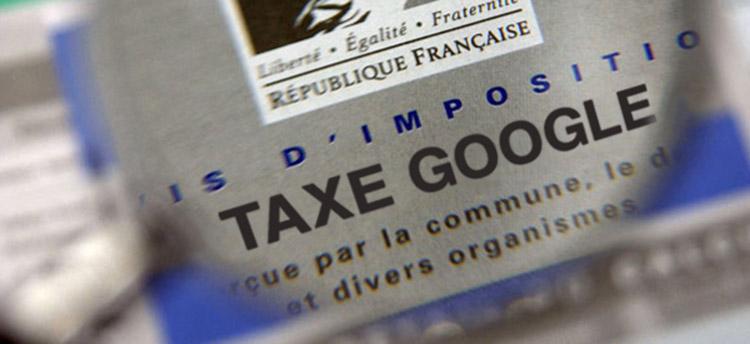 taxe debits internet google netflix
