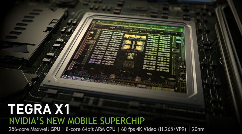 benchmark Nvidia Tegra X1