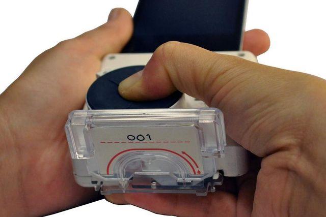 test SIDA smartphone