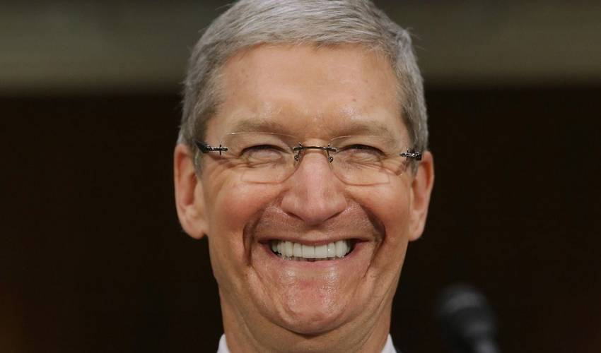 Tim Cook Apple ue