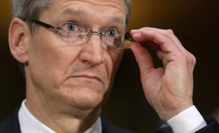 tim cook google glass flop