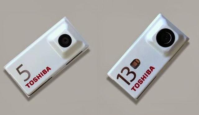 Toshiba Project Ara