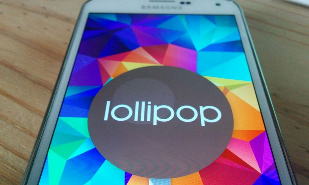 TouchWiz Lollipop 64 Bit