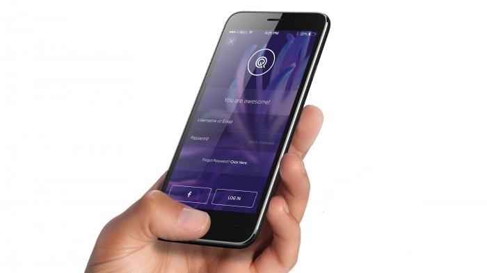 interface du smartphone vitamin A