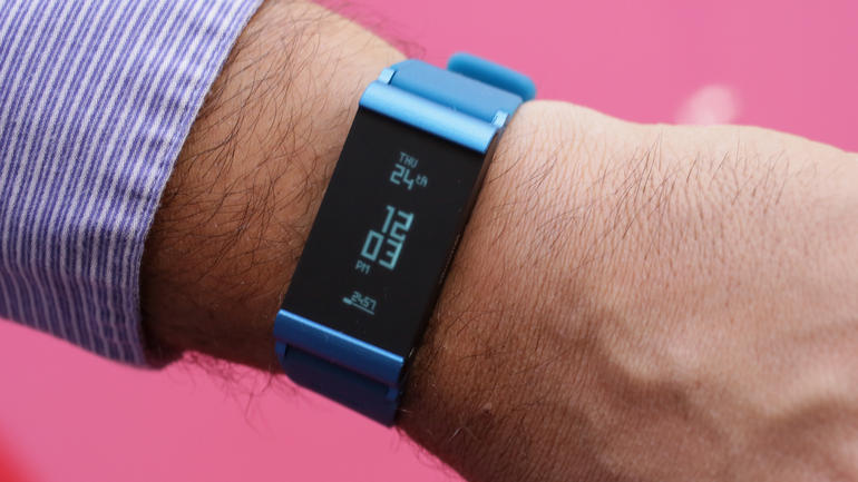Withings Pulse O2, le bracelet