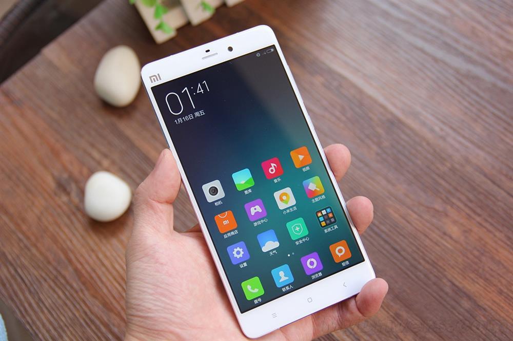 Xiaomi Mi Note crash test