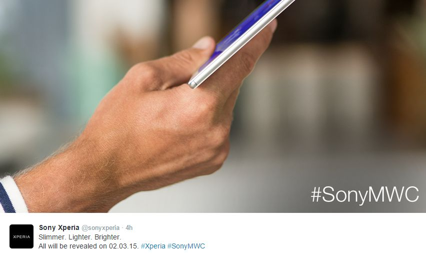 Xperia Z4 Tablet Compact MWC 2014