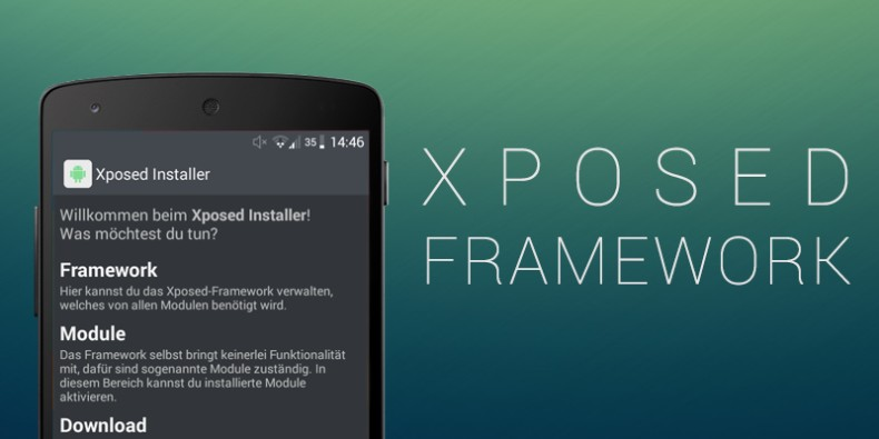 xposed pour lollipop